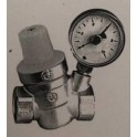 Réducteurs de pression à cartouche inclinée