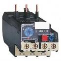 Protection thermique moteur 1 à 1.6 A